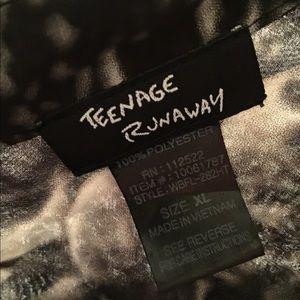 Teenage Runaway Tops - Teenage Runaway Blouse